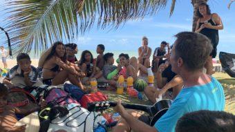 Aloha goes Cumbuco!